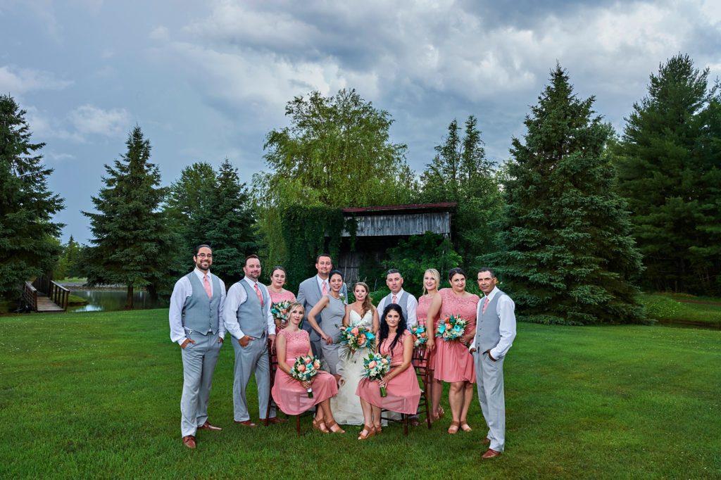Mariage d'Anita & Eric dans la région d'Ottawa